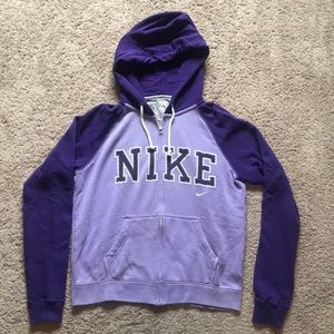 Nike Hooded Full Zip Jacket